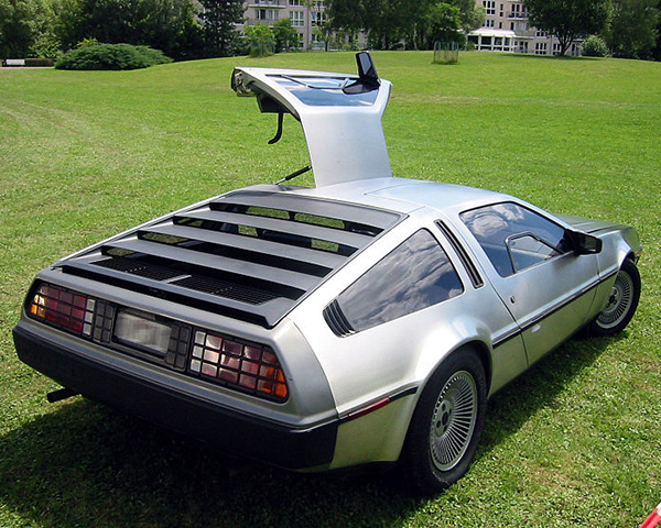 We have a mechanic experienced in the DeLorean DMC12